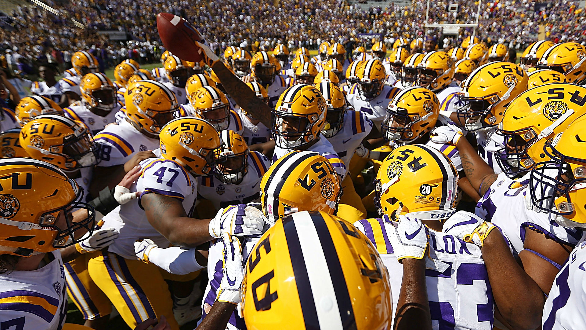 LSU showcases insane new football facility after $28 million renovation