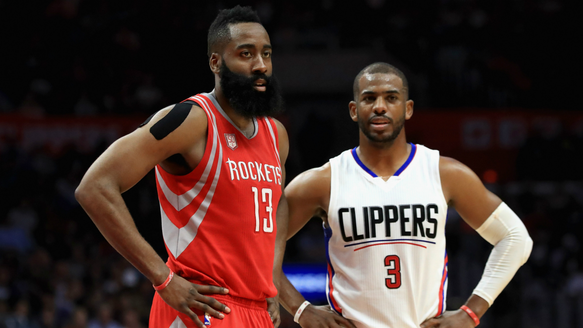 3f36d024819 NBA trades  Complicated Chris Paul-James Harden combo could make Rockets  unstoppable