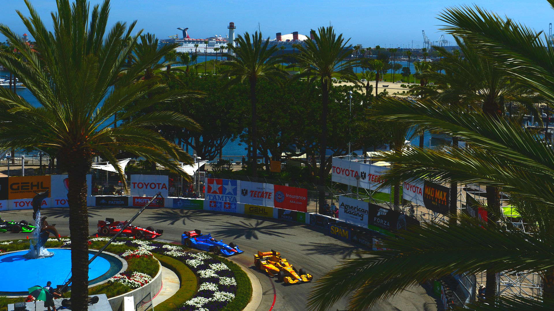 IndyCar Grand Prix of Long Beach: Start time, TV channel