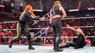 WWE, ロウ, #1343, プレビュー