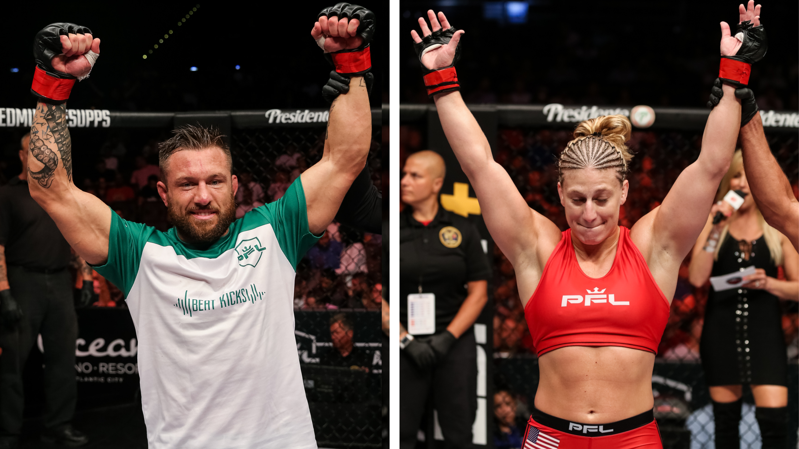 PFL fighters reveal what they'd spend $1 million on if they win playoffs