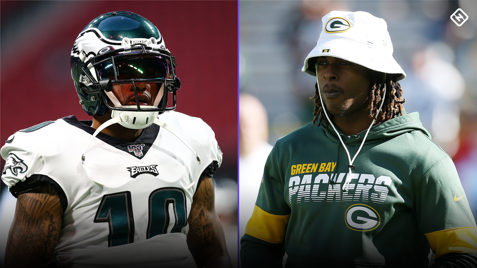 Fantasy Injury Updates: DeSean Jackson, Davante Adams, more WRs affect Week 8 waiver pickups