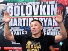 ボクシング WBA WBC 世界王者 ゴロフキン カネロ