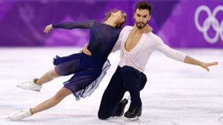 Gabriella Papadakis and Guillaume Cizeron of France