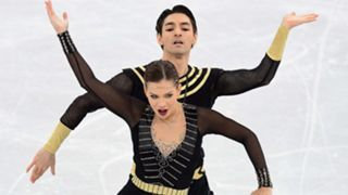 Alisa Agafonova and Alper Ucar, Turkey