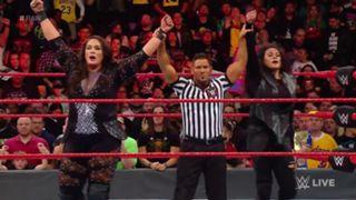 WWE, ロウ, #1330, ナイア・ジャックス