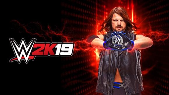 WWE 2K19 ゲーム リリース