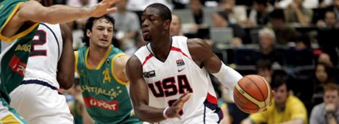 Dwyane Wade USA FIBA
