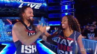 WWE スマックダウン #981 マネー・イン・ザ・バンク ナオミ ラナ