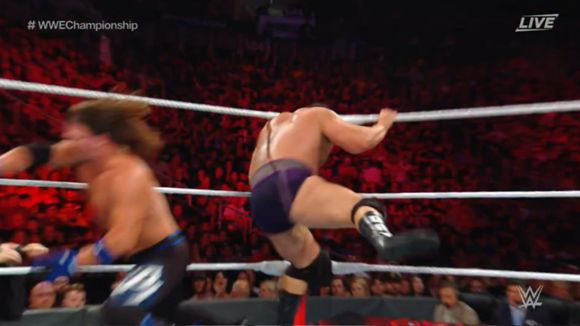 WWE PPV エクストリーム・ルールズ WWE王座