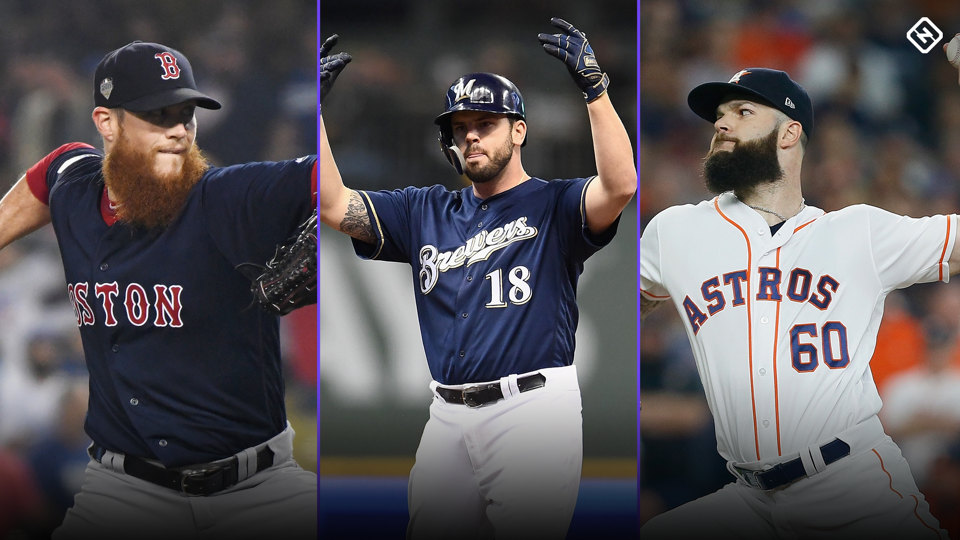 MLB hot stove: Top five remaining free agents who aren't Harper or Machado