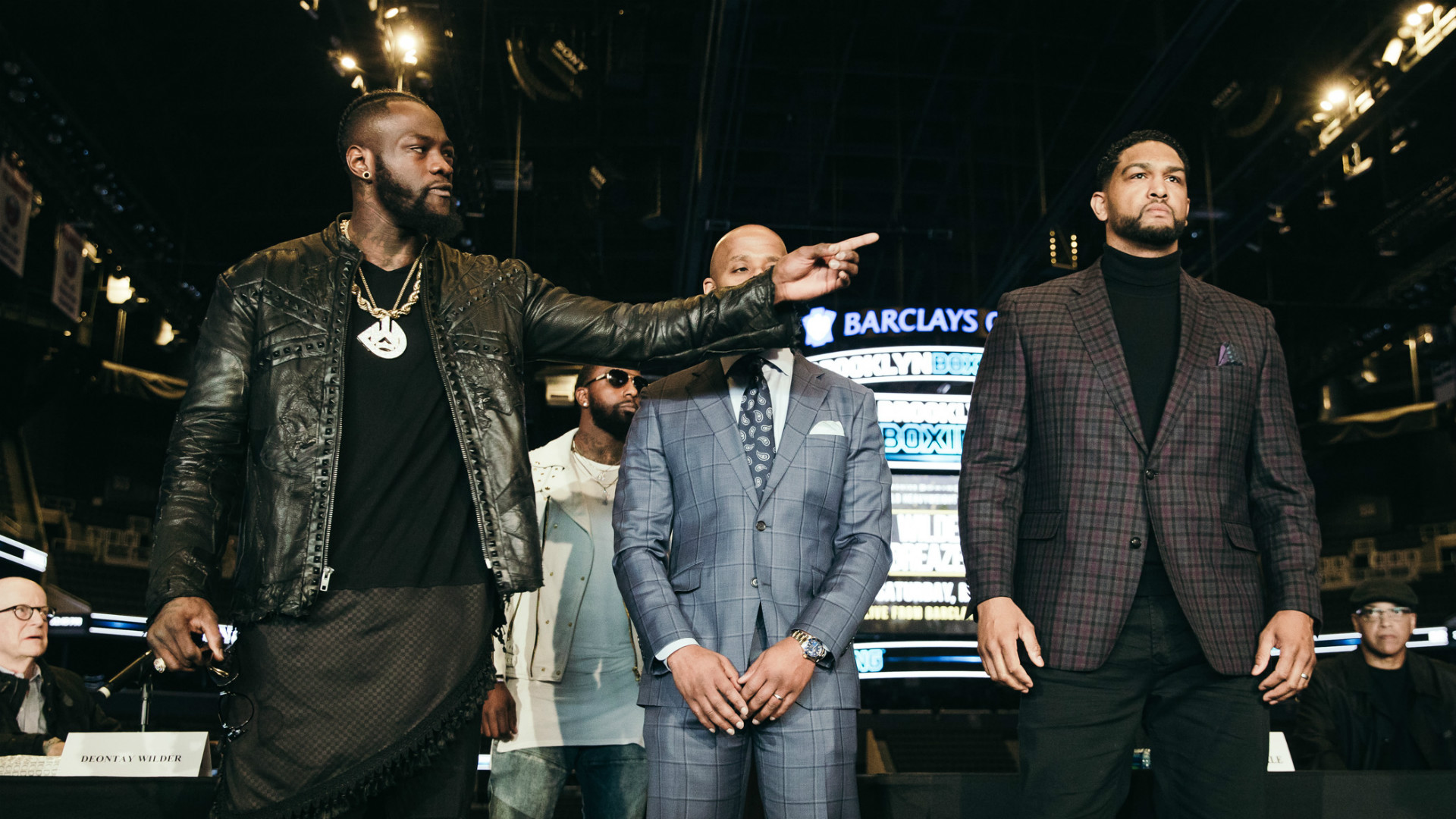 Deontay Wilder Vs Dominic Breazeale Fight Time Ppv Price Live