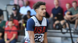 Trae Young USA Basketball Men's National Team