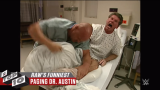 RAW's Funnies Moments Top10