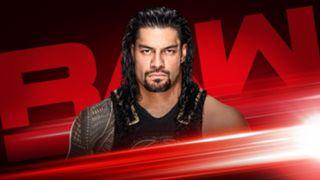 WWE, ロウ, #1344, プレビュー
