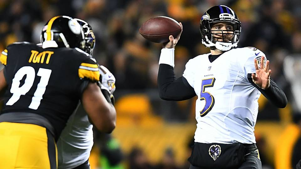 Ravens vs. Steelers: Score, live updates, highlights from Week 4 game in Pittsburgh