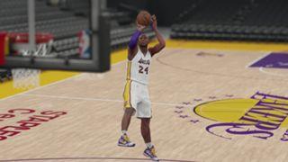 NBA 2K16 Kobe Bryant