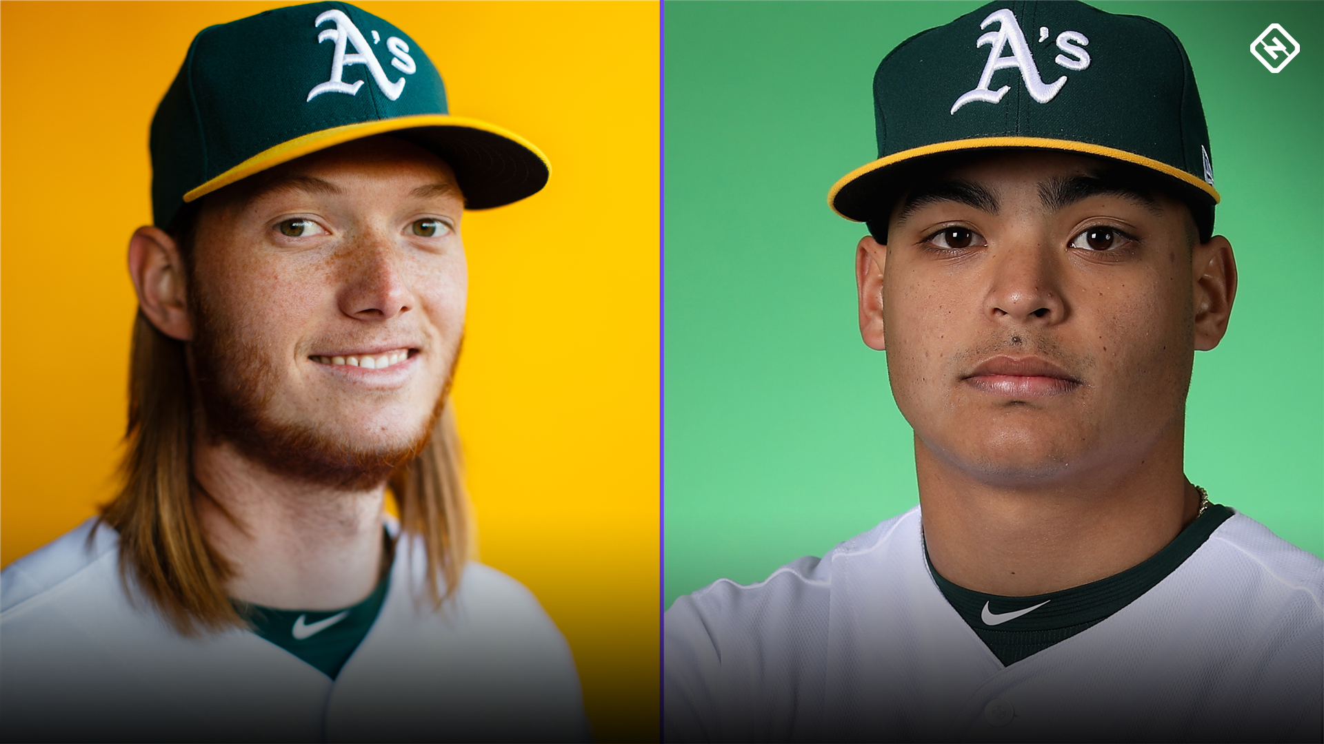 Here comes the next wave of A's prospects, just in time for
