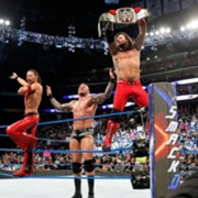 Nakamura, Orton, AJstyles