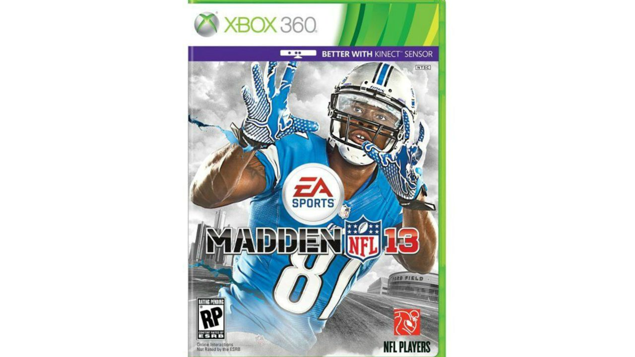 Madden' cover athletes since 2000: From Eddie George to Antonio