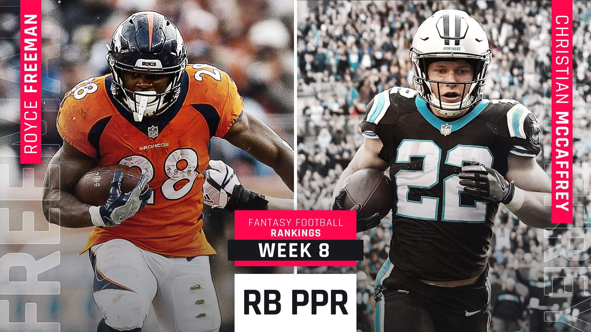 Week 8 Fantasy PPR RB Rankings
