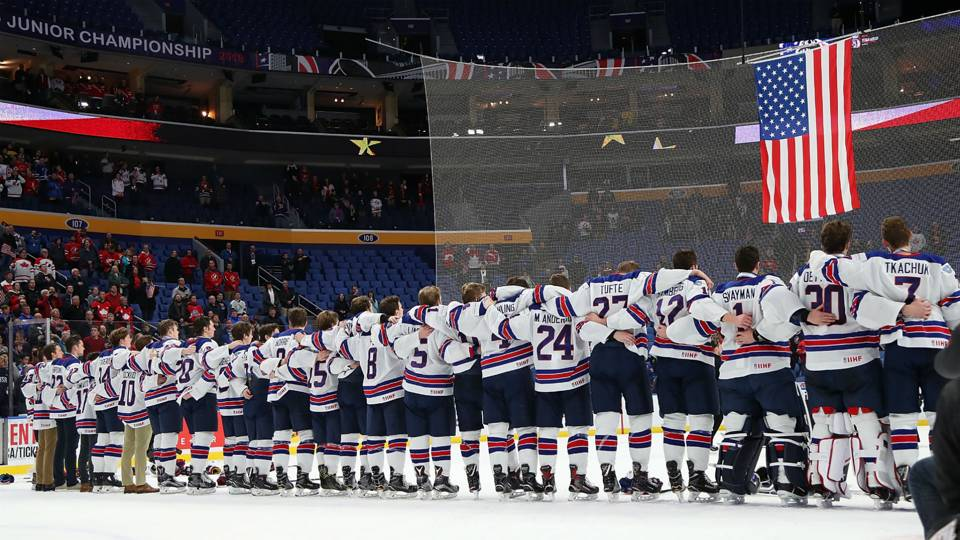 World Junior Championship 2018: For USA, medals (of any shade) a payoff decades in the making
