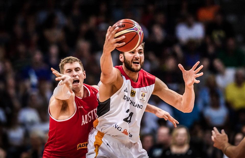 Maxi Kleber Germany FIBA
