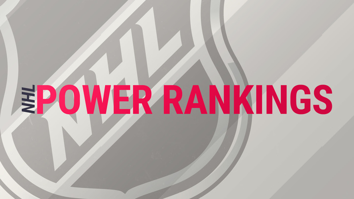 NHL Power Rankings: Blues overtake Lightning, Penguins sneak back into top five
