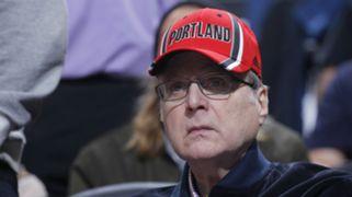 Portland Trail Blazers Paul Allen