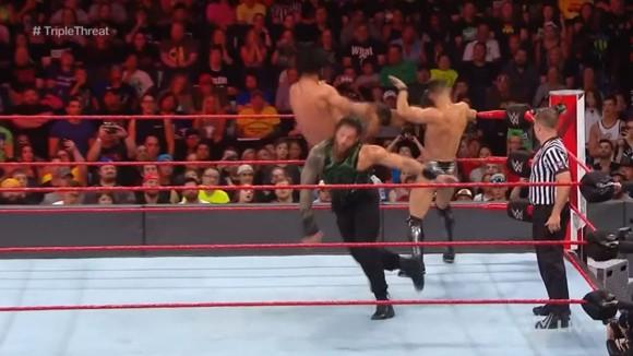 WWE ロウ #1312