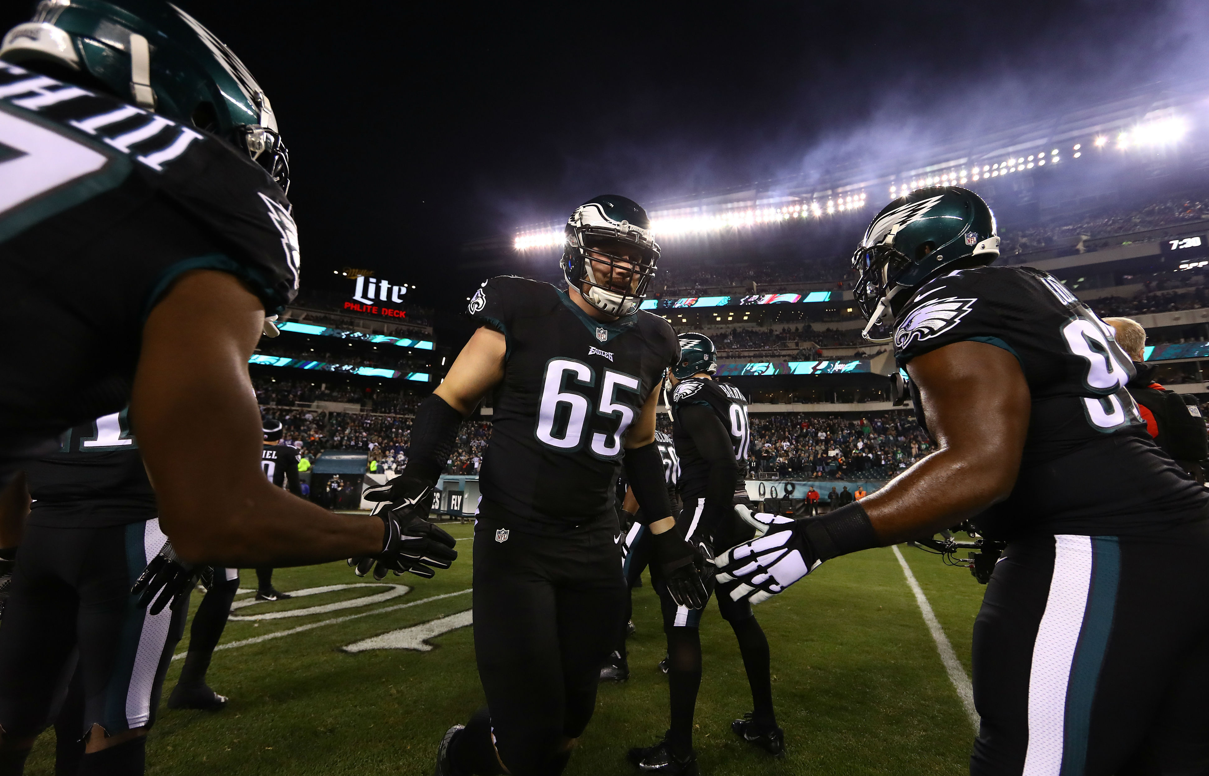 Lane Johnson returns to Eagles while trying to reshape NFL legacy
