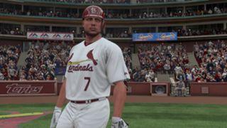 MLB The Show 16 Matt Holliday