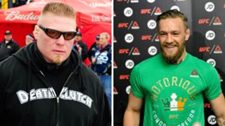 Conor McGregor and Brock Lesnar-120915-GETTY-FTR.jpg