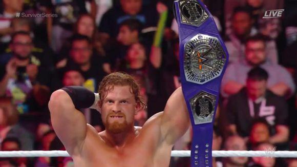 WWE, PPV, サバイバー・シリーズ, クルーザー級王座戦