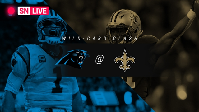 Panthers Vs Saints Score Results Highlights From Wild
