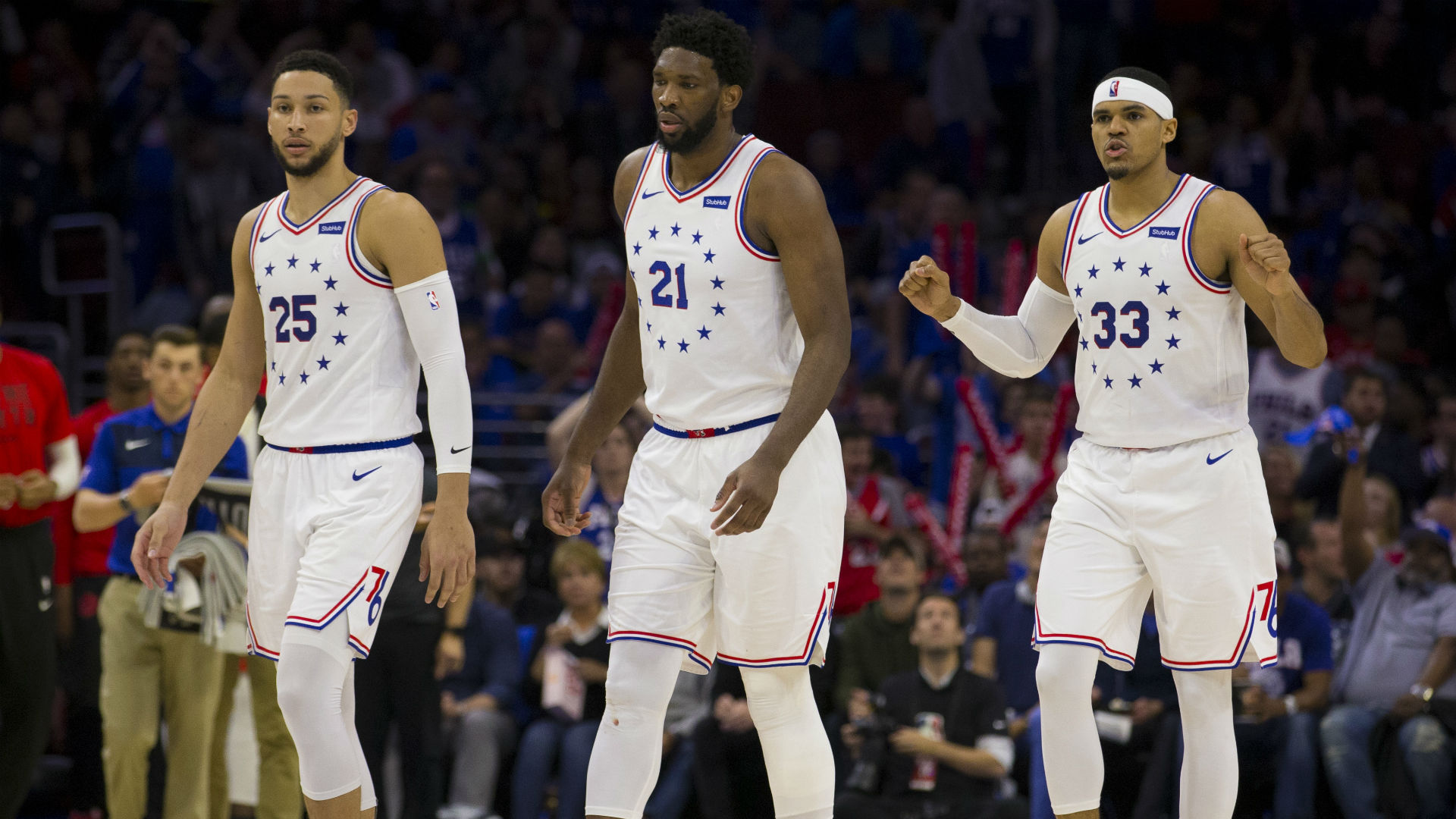 Eastern Conference tiers: 76ers, Bucks on collision course after wild NBA offseason