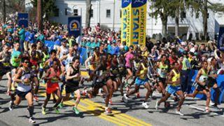 ボストンマラソン