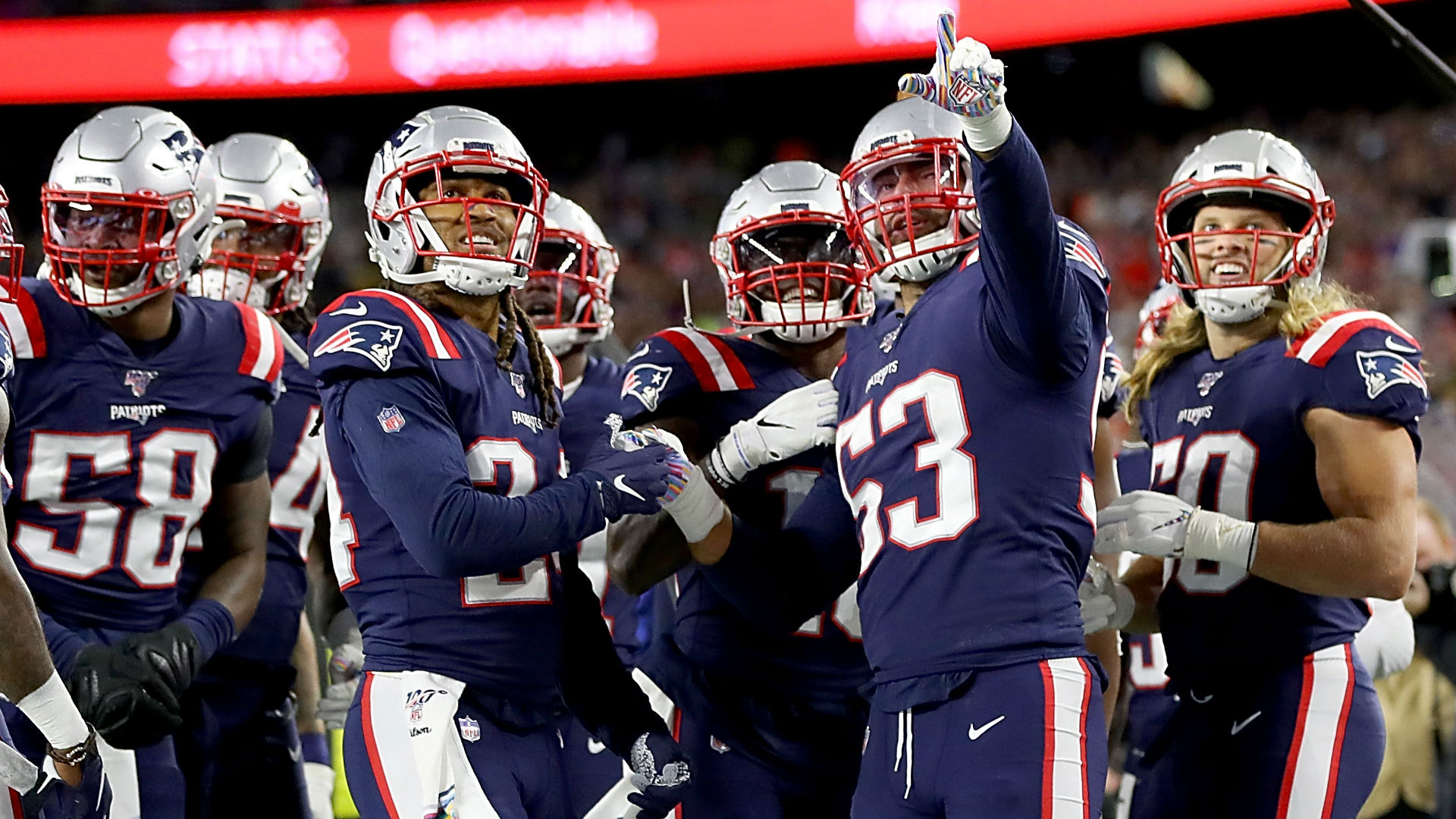 Seven ridiculous NFL records the Patriots' defense could break in 2019