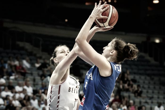 Elisa Penna FIBA italy