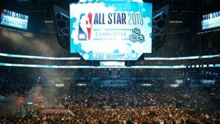 NBA All-Star Spectrum Center