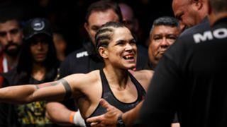 UFC パウンド・フォー・パウンド アマンダ・ヌネス