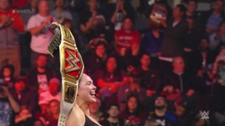 WWE, PPV, TLC, ロウ女子王座戦