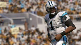Madden NFL 17 Cam Newton