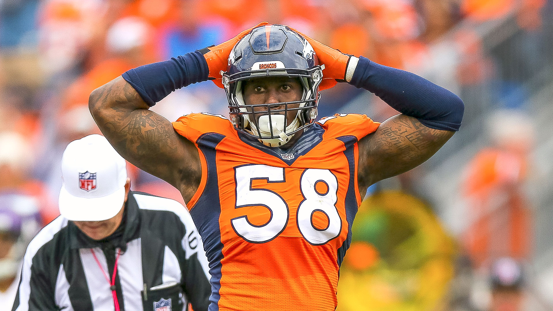 the best attitude 511be 13d46 Simple solution to Von Miller-Broncos contract standoff lies ...