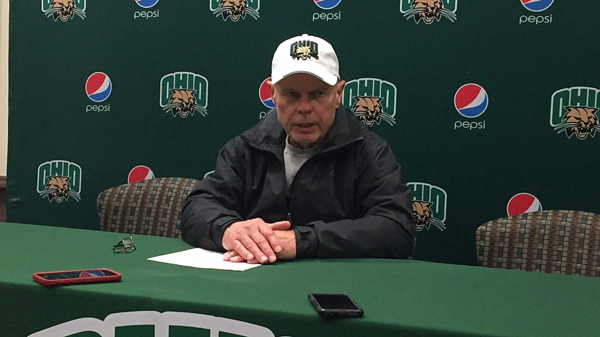 Ageless Frank Solich still building at Ohio, and this looks like his 'special team'