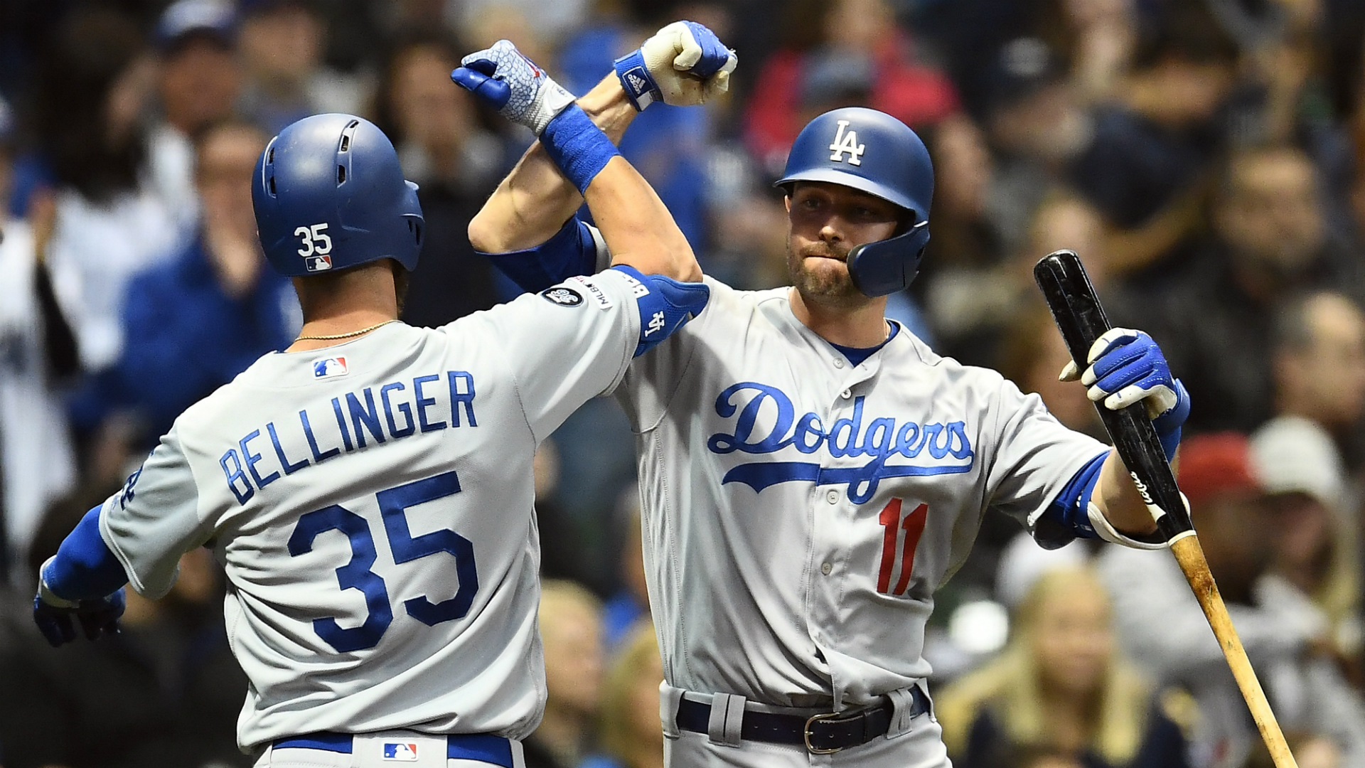 Cody Bellinger is leveling up, and the other coolest things in MLB last night