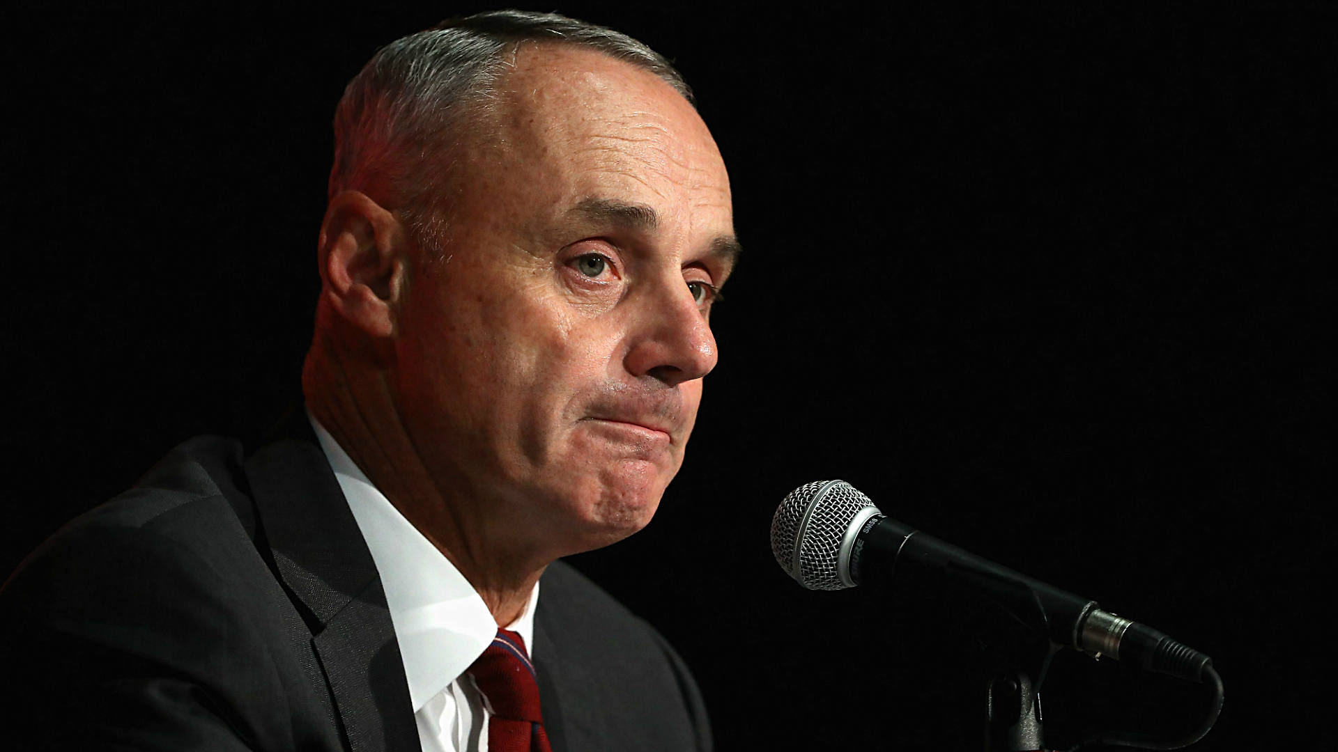 Rob Manfred, Derek Jeter and bad faith make ugly Marlins situation even worse