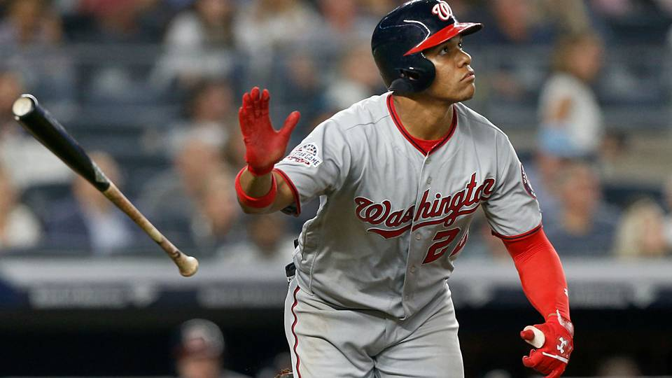 Who is Juan Soto? Fast facts about the Nationals' teen phenom