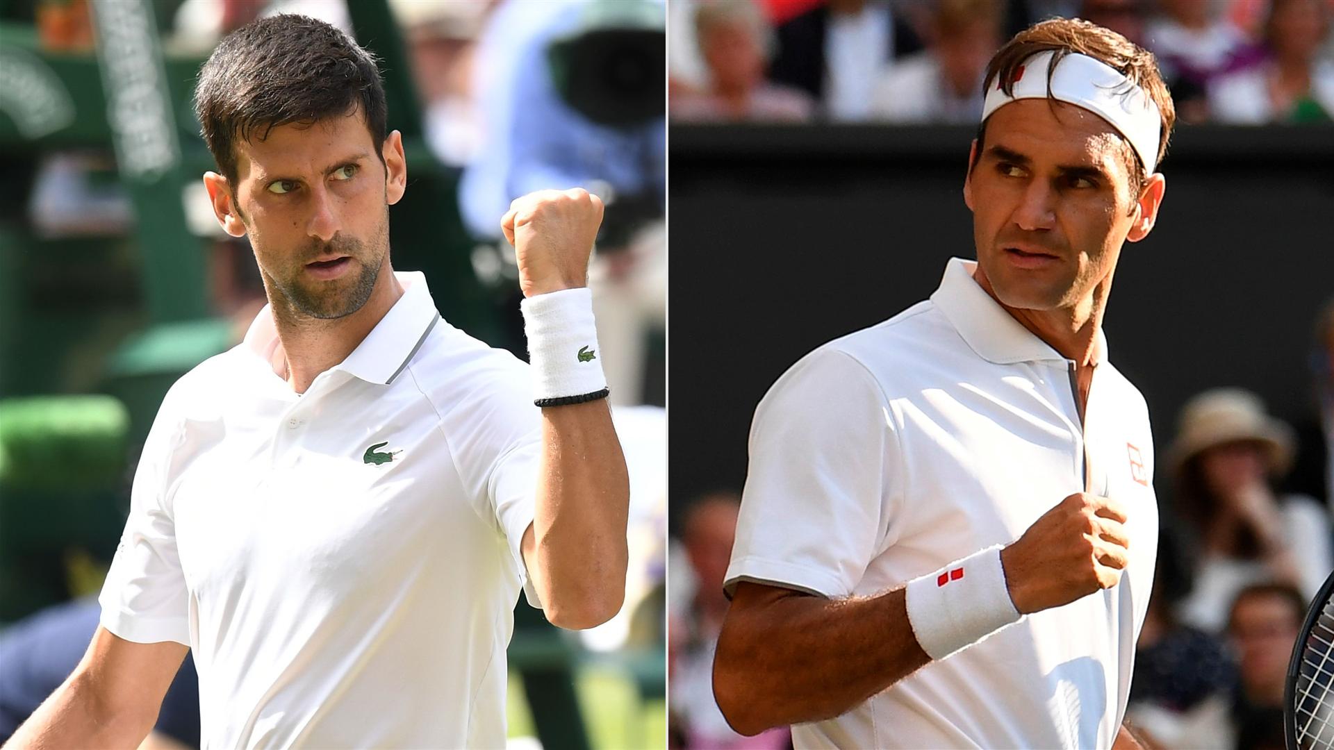 Federer Gegen Djokovic