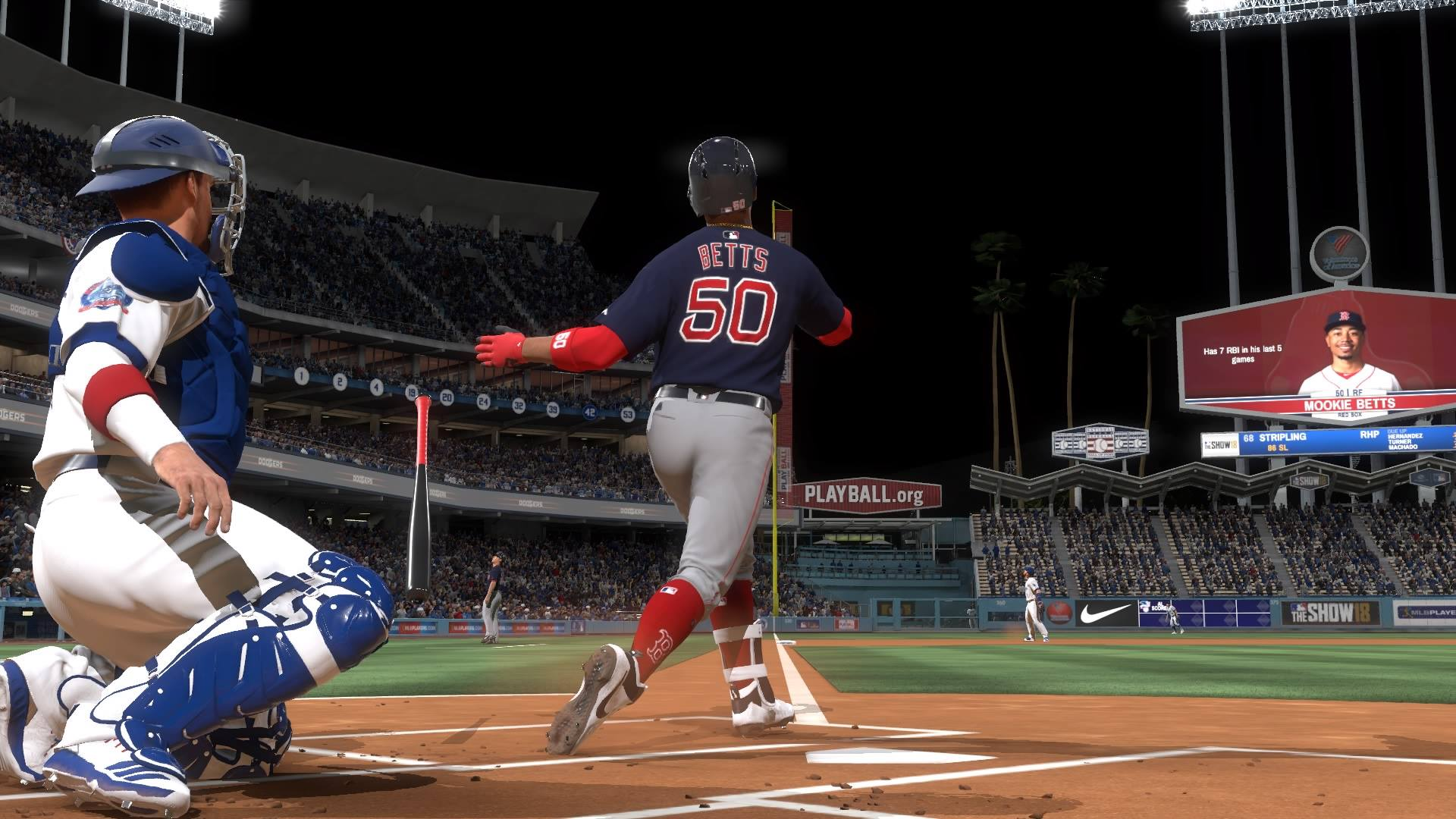 MLB The Show 18 Mookie Betts